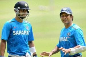 How Virat Kohli was corrected by Sachin Tendulkar after poor 2014...