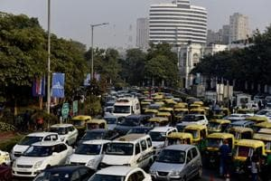 Car-free Connaught Place plan could be cut short to days, not months