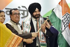 Navjot Singh Sidhu in Congress: Divination or political daring?