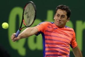 Australian Open:Nicolas Almagro denies money-grab after 23 minute...
