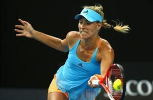 Australian Open: Angelique Kerber makes round two after initial...