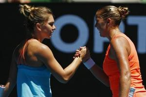 Australian Open tennis: Simona Halep continues frustrations at...