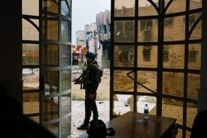 In Iraq's Mosul, university became den of chemical weapons, IS command...