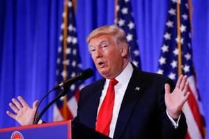 NATO 'obsolete' but still 'very important to me' says Trump as he...