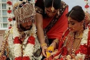 Somya Seth, star of Navya and Chakravartin Ashok Samrat, gets married;...