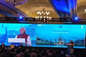 Pakistan needs to walk path of peace: PM Modi's Raisina Dialogue top...