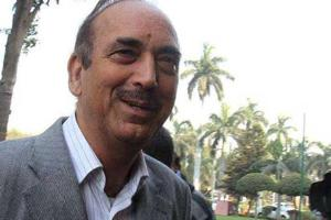 Ending the speculations, Congress leader Ghulam Nabi Azad said that...