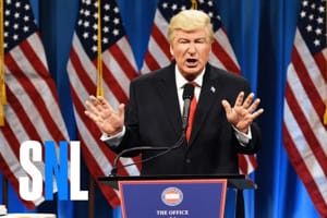Donald Trump gets mocked on Saturday Night Live, calls it 'worst of...