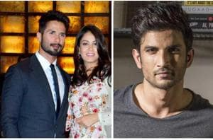 See: Shahid, Mira, Harshvardhan and Sushant Singh Rajput in one pic