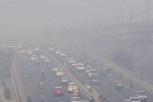 Delhi's air pollution 'very serious' problem, find solution at the...
