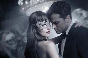 Fifty Shades Darker is the most talked-about movie online. Here's why