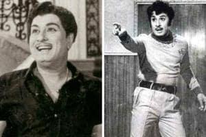 MG Ramchandran was born on January 17, 1917.