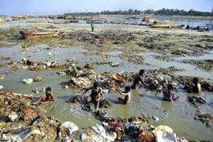 Don't defecate near Ganga, says official