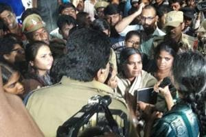Rohith Vemula's mother, students arrested as protest rocks Hyderabad...