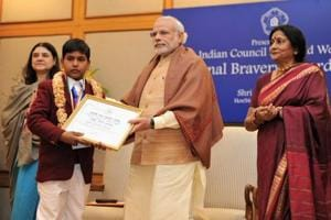 25 children win National Bravery Awards