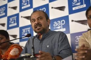 Goa govt officials biased, hampering party work for elections: AAP...
