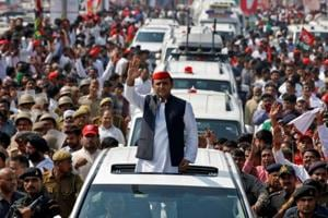 Akhilesh has a lot on his plate ahead of Uttar Pradesh polls