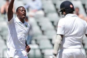 Kagiso Rabada replaces Dale Steyn as South Africa cricket team's No.1...