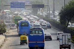 The national capital has been struggling to clean up its air that contains a toxic cocktail of dust, smoke and gases from vehicle and factory exhausts.