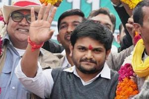 Hardik Patel's six-month exile over sedition cases ends, to reach...