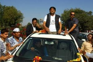 Hardik returns to Gujarat after six-month exile, vows to end rule of...
