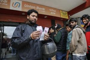 Delhiites flock to ATMs after hike in withdrawal limit, bankers say...