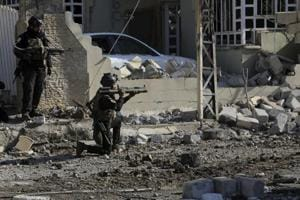 Iraq forces retake IS-bombed 'Jonah's tomb' in Mosul
