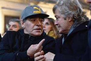 Diego Maradona set for Napoli role if tax millions settled, says club...