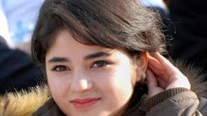 Kashmir's youth extend support to Dangal star Zaira Wasim
