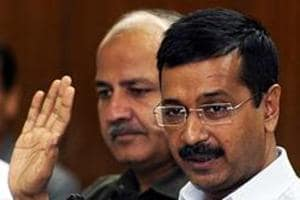 Arvind Kejriwal denies bribery charge, says Sidhu no factor