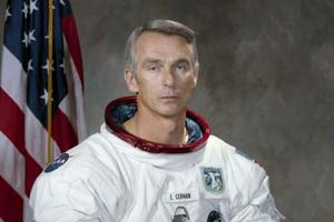 Gene Cernan's life: Third man to walk in space almost missed the ride...