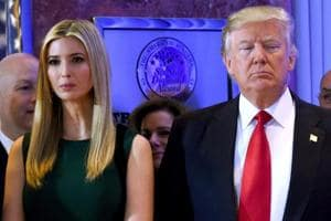 Donald Trump tweets at the wrong Ivanka, mistakes woman from Brighton...