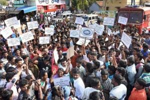 Jallikattu protests intensify: 240 people arrested in Madurai