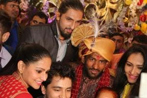 Yogeshwar Dutt's wedding: Ishant Sharma among celebrities at...