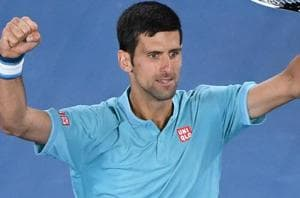 Australian Open: Novak Djokovic, Serena Williams advance; Ivo Karlovic...