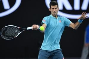Australian Open: Novak Djokovic defeats Fernando Verdasco, through to...