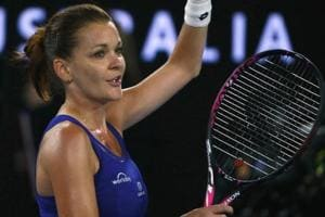 Agnieszka Radwanska beats Tsvetana Pironkova to keep Australian Open...