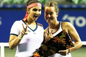 Sania Mirza-Barbora Strycova set to start Australian Open tennis...