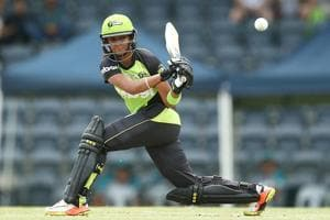 Harmanpreet Kaur reported for conduct breach during Women's Big Bash...