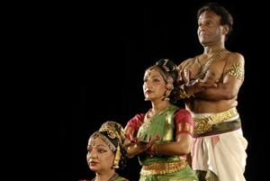 Golden jubilee celebrations of Reddy's Kuchipudi dance and passion