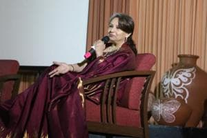 Sharmila Tagore: I'd tour Delhi as part of a  theatre group as a child...