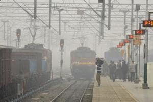 At 11.5°C, Chandigarh wakes up to coldest day of season, dense fog...