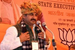 Senior BJP leader hints at differences in Delhi unit after Manoj...