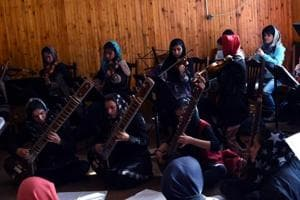 Afghanistan's first female orchestra set to perform at WEF in Davos
