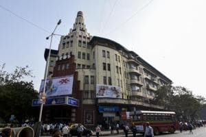 Eros theatre building sealed for not paying salary to staff