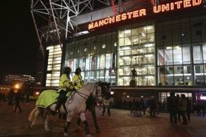 Manchester United first England club to appoint counter-terrorism...
