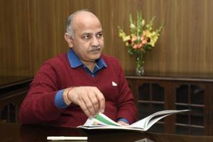 CBI to probe Manish Sisodia over alleged irregularities in 'Talk to...