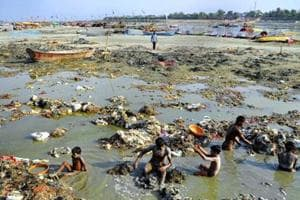20000 youths in Ganga basin states to be trained, deployed as...