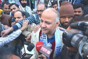 Manish Sisodia says voters buying Delhi's education model in Punjab
