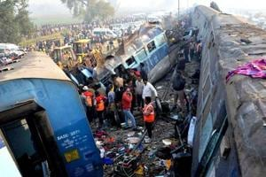 Indore-Patna Express accident in Kanpur  had claimed 150 lives on November 20.
